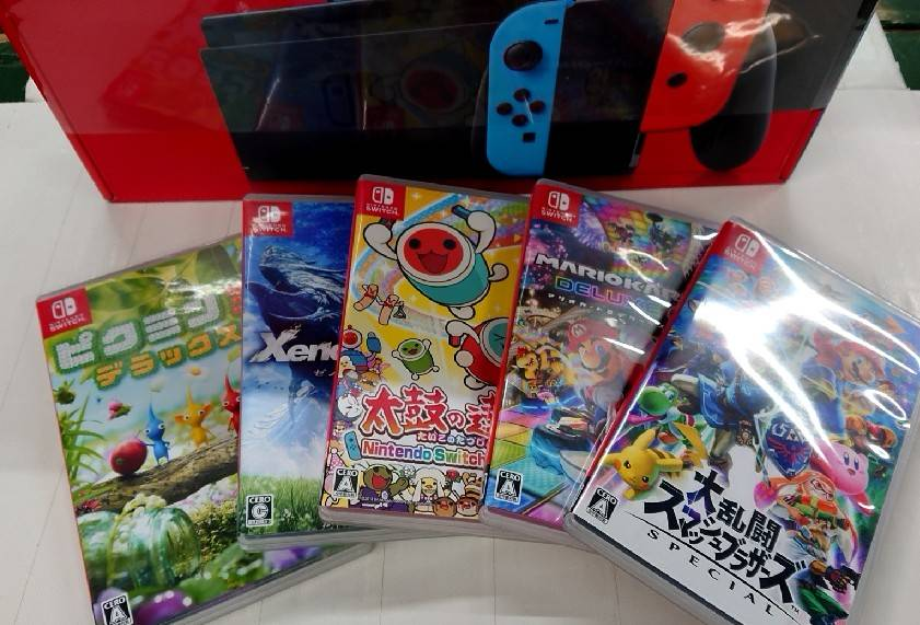 Nintendo switch 入荷 情報